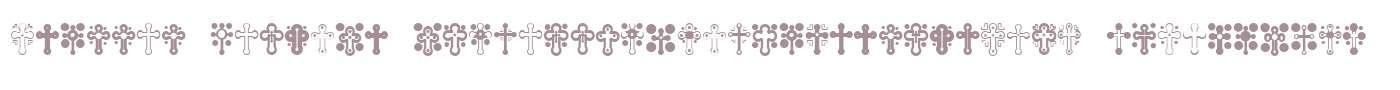 Crosses Regular