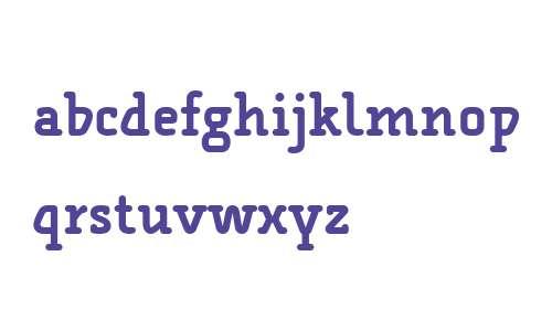 Alega Serif OT W03 Bold