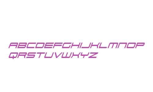 911 Porscha Condensed Italic