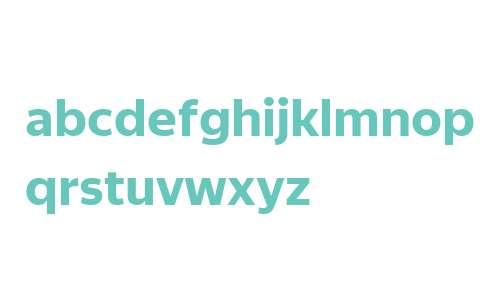 Yandex Sans Text Bold