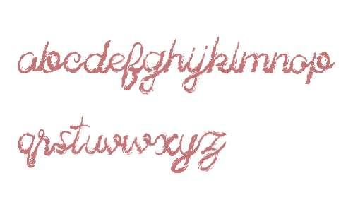 Sinister Brush Font