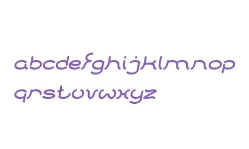 HONESTLY Italic