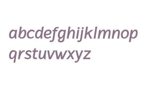 Latinaires Bold Italic