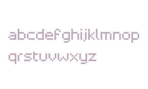 Pixelar Textured W01 Regular