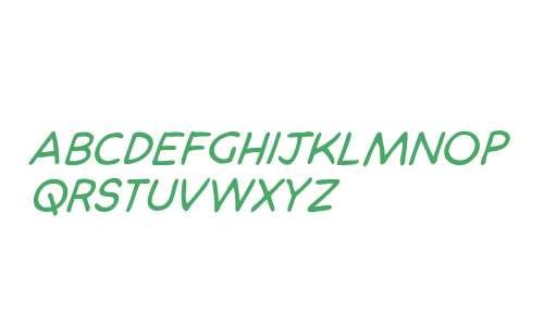 CCBrianBolland W00 Italic