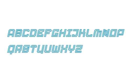 DisplacementDensity Italic W00