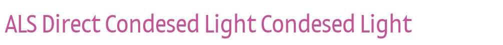ALS Direct Condesed Light