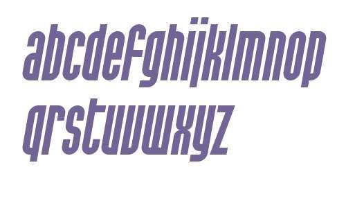SF Port McKenzie Italic V1 V2