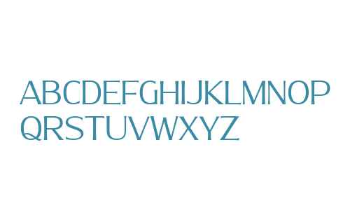Molly Serif N PERSONAL Light
