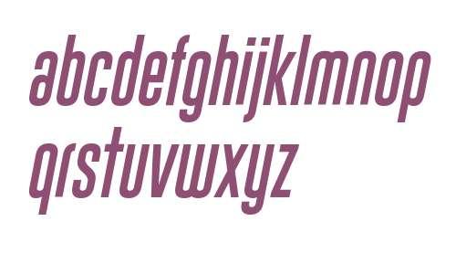 Gobold Uplow Italic Italic