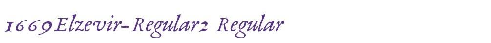1669Elzevir-Regular2