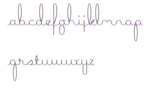 Expletive Script W00 Light