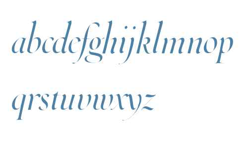 ThrohandPen-Italic
