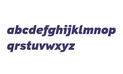 Felbridge W04 Black Italic