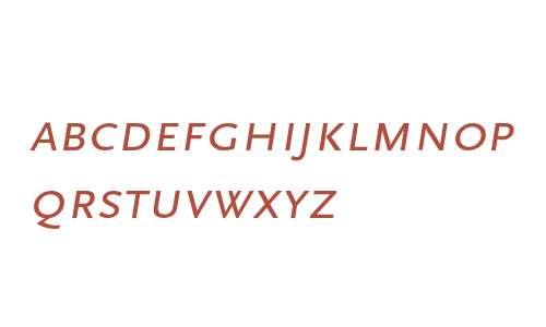 Scala Sans-Regular LF SC Italic