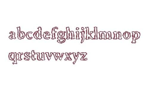 Irregular Inline OT W01 Regular