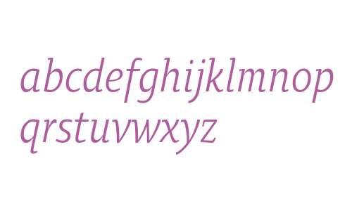 OksanaTextNarrow-Italic