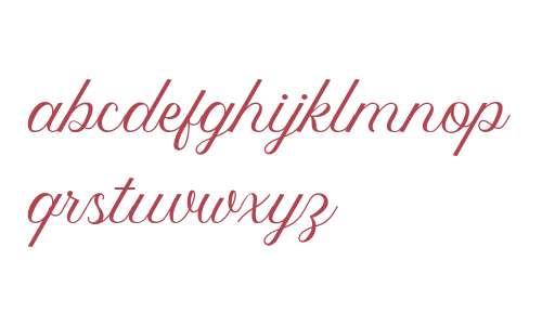 Royalite Script