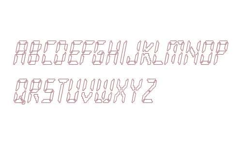 Loopy Italic