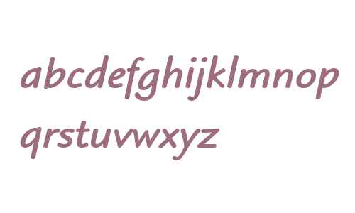 Blueprint MT W04 Bold Italic