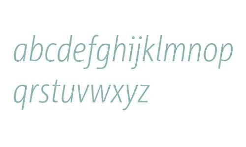 Corpid Cd LF Light Italic