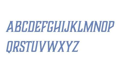 Boucherie Block W01 Italic