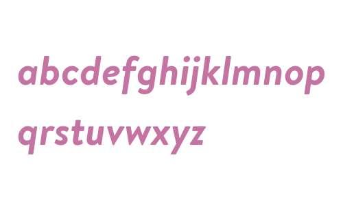 Brandon Text W04 Bold Italic