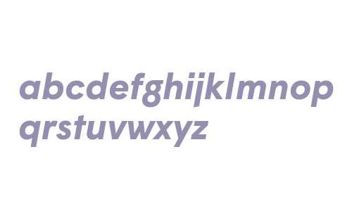 Wigrum Web Bold Italic