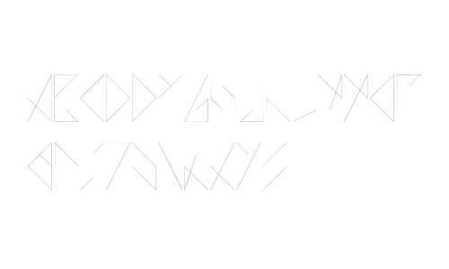 AZO - Tipografia normal