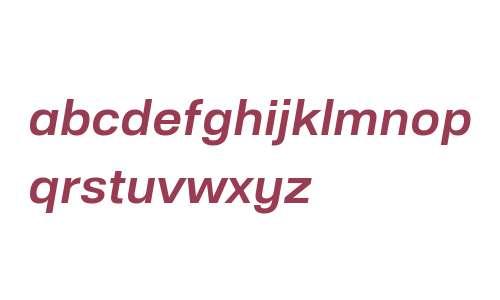 Substance W00 Bold Italic