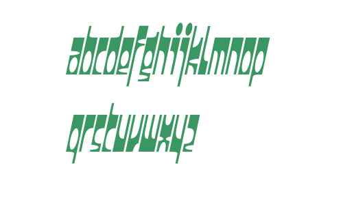Darkside-Italic