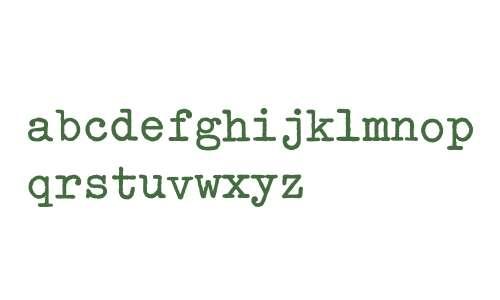 Typewriter-ExtraBold