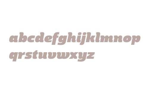 Marintas W01 Ultra Italic