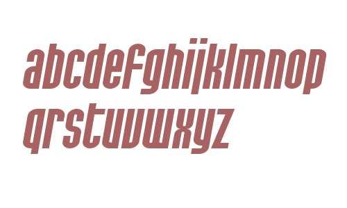 SF Port McKenzie Extended Italic V2 V2