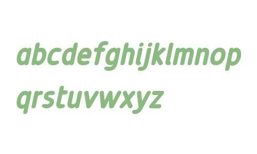 Revalo ModernBlack Italic W00