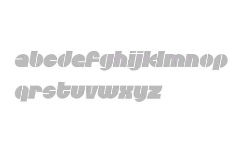 Disco Italic