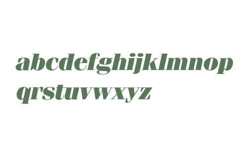 Fenice* Ultra Italic
