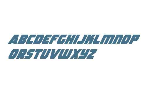 Rogue Hero Super-Italic