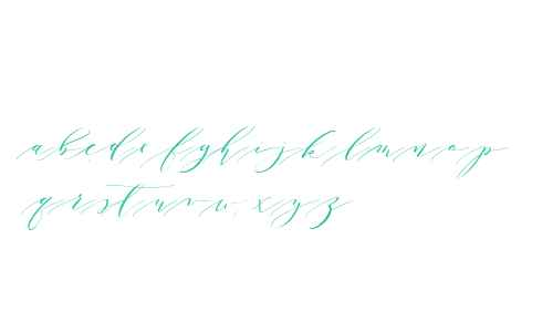 Melika letter E