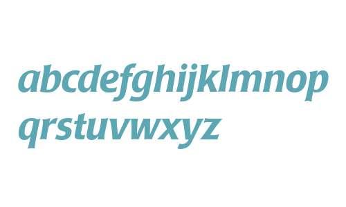 Poppl-Laudatio Medium Italic