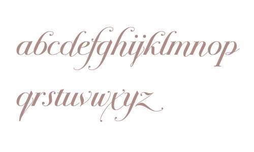 BodonianScript W01 2