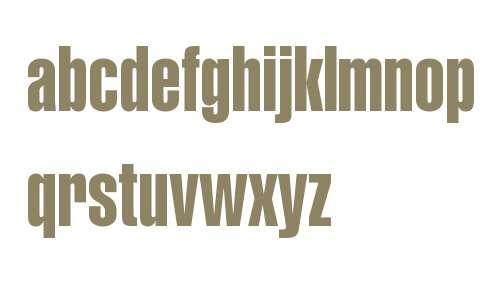 HelveticaLTStd-ExtraComp