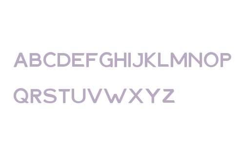 Haymer Small Capitals W01 Rg