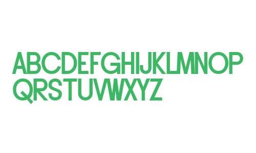 SF Buttacup Lettering Bold V2 V1