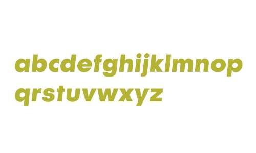 Klef W01 Heavy Oblique