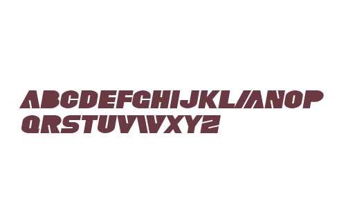 SF Fortune Wheel Extended Italic V1
