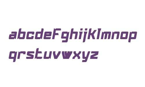 KonvexistBold Oblique W00 Rg