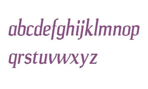 Ulian Bold Italic