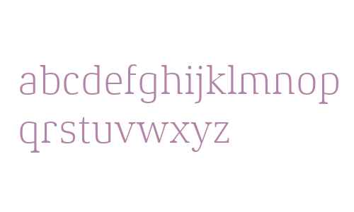 Xenois Serif W04 Light