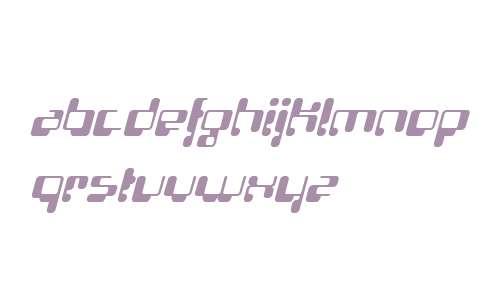 Localizer Sans OT W01 Italic